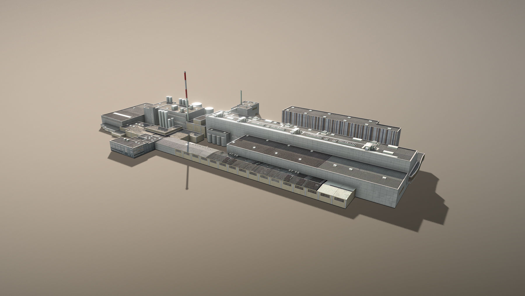 Plant LOWL Linz Factory
