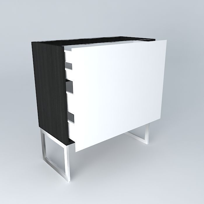 kitchen cabinet free 3d model max obj 3ds fbx stl skp kitchen cabinet 3d model cgstudio