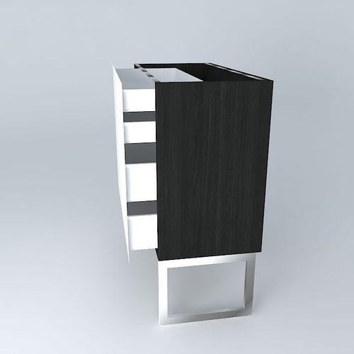 kitchen cabinet free 3d model max obj 3ds fbx stl skp kitchen cabinet free 3d model max obj 3ds fbx stl skp