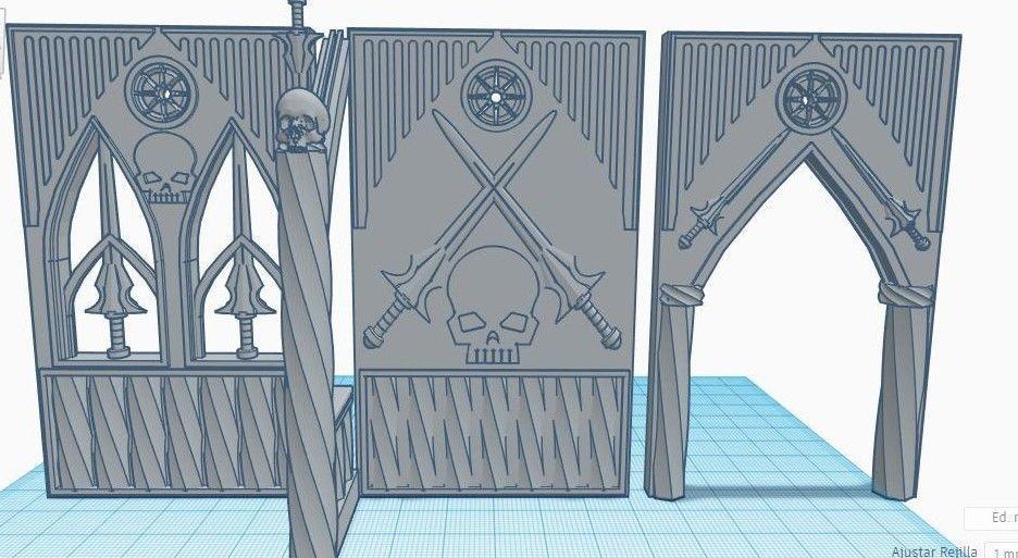 Templo Espadas