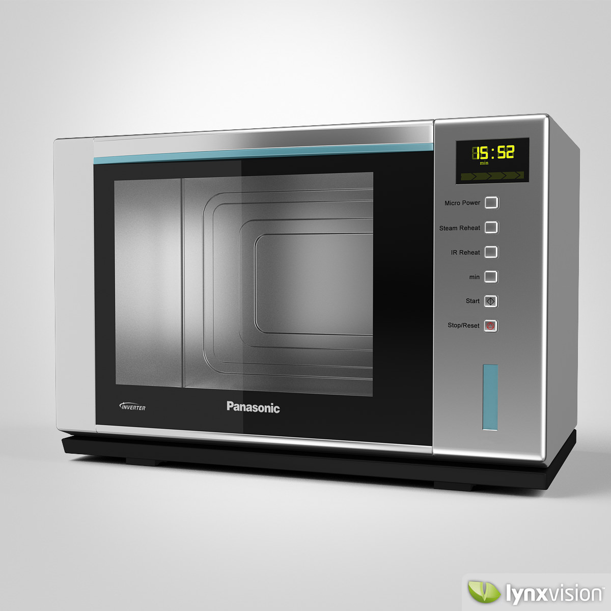 Panasonic Microwave Steam Oven Model