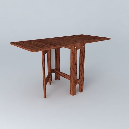applaro table free 3d model max obj 3ds fbx stl skp cgtrader