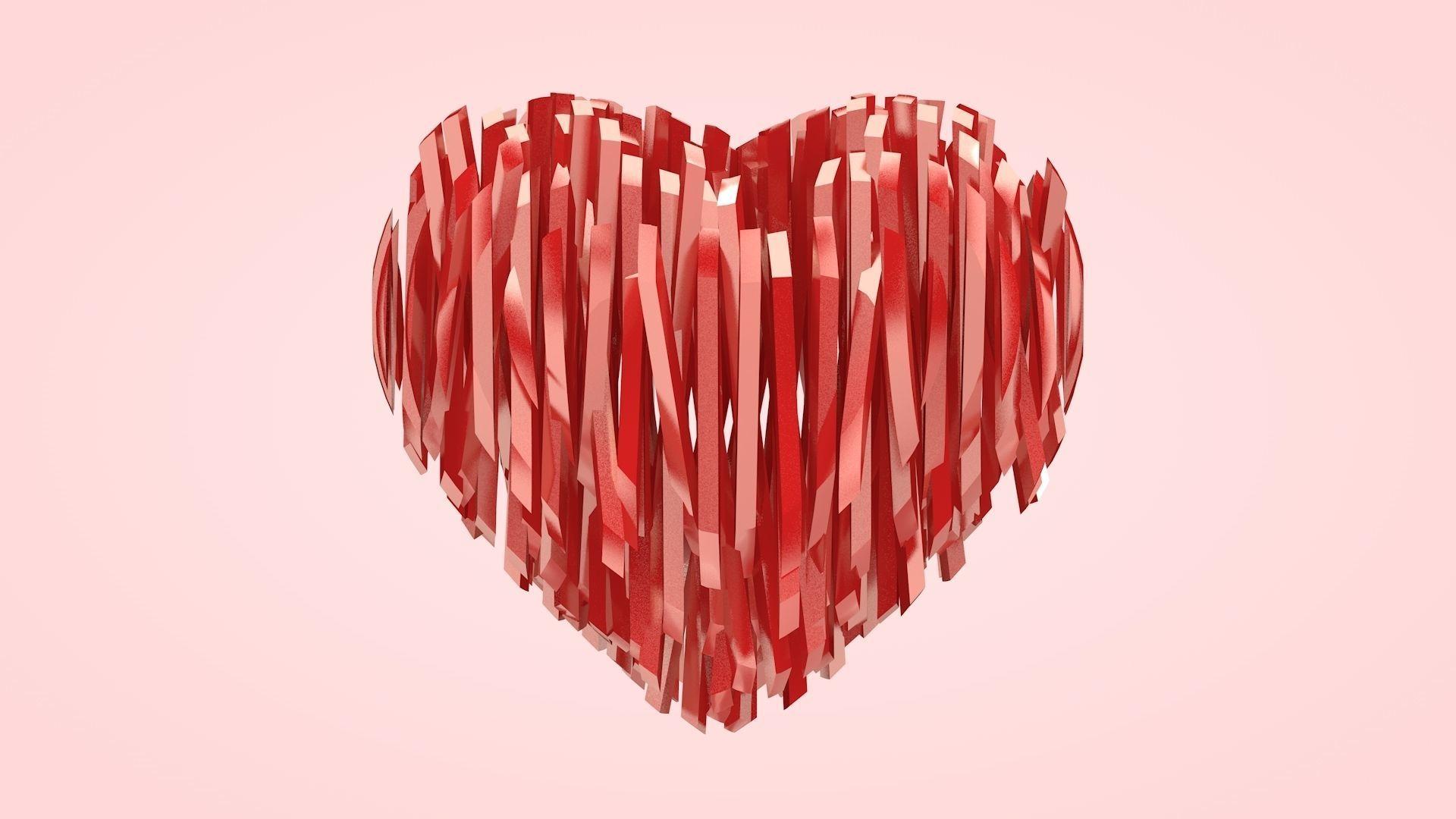 Heart Strips