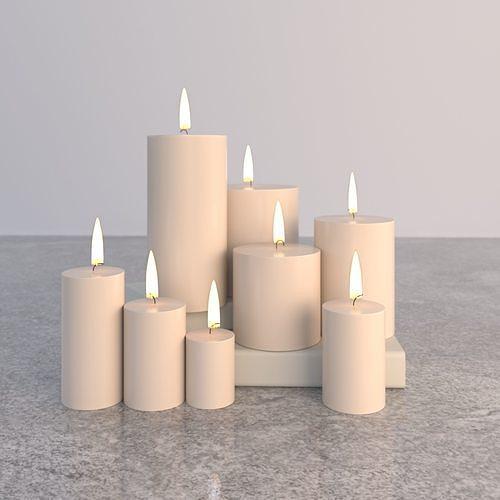 Candles Smokeless