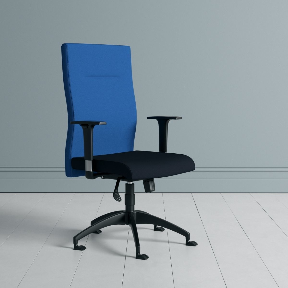 Fluent Office Manager and Visitor Chair