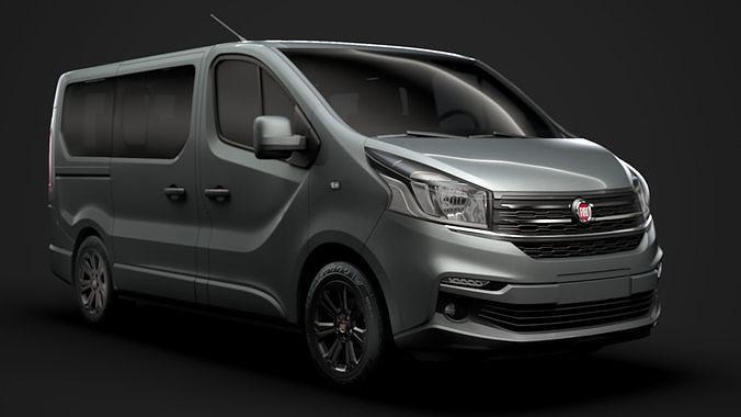 Fiat Talento Minibus SpaceClass 2020