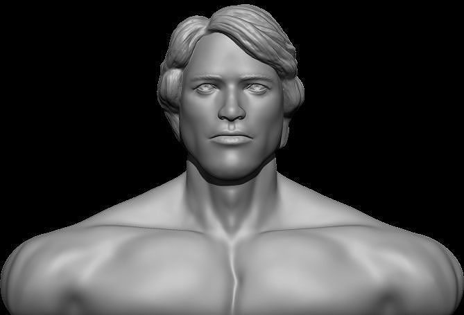 Arnold bust