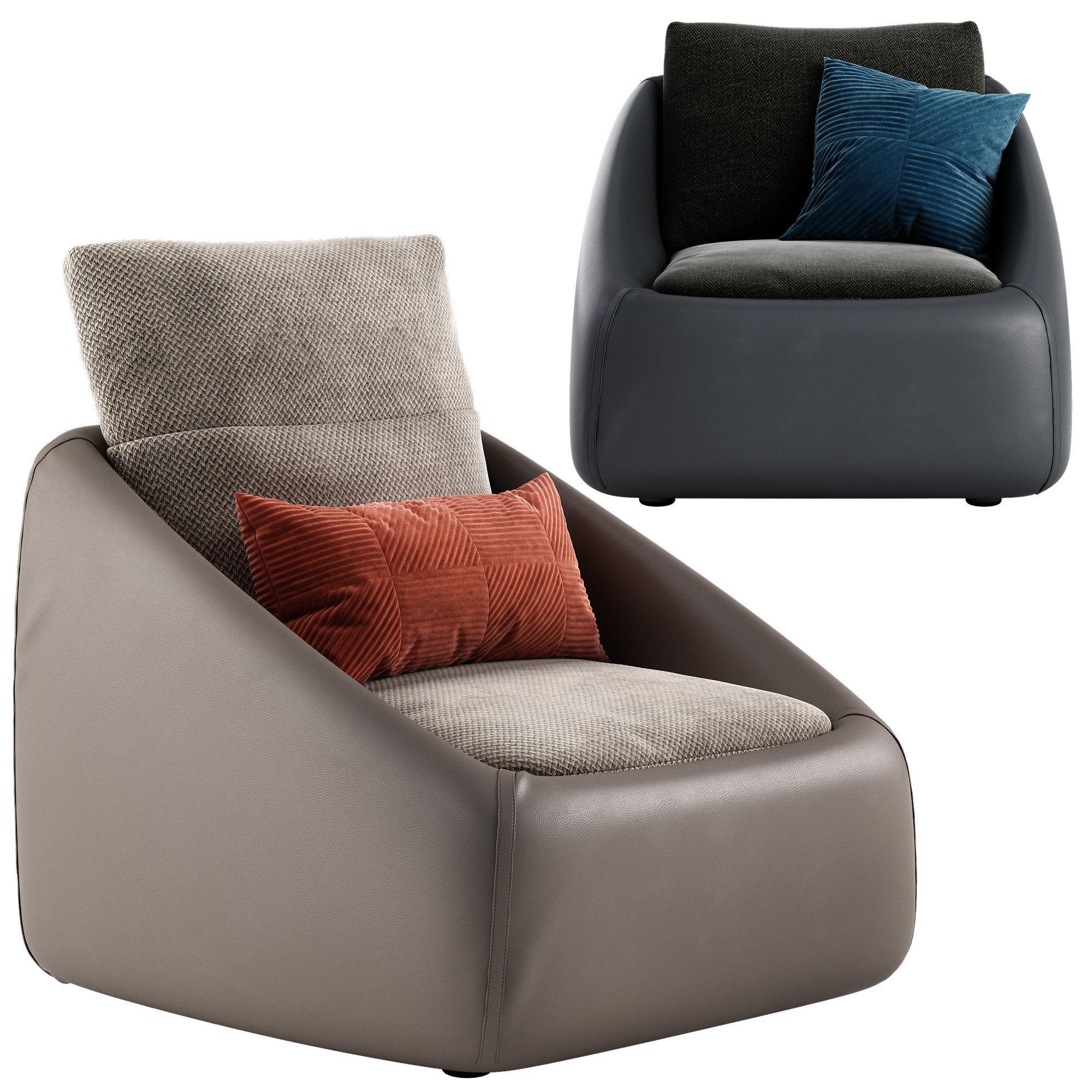 Ditre italia Bend armchair