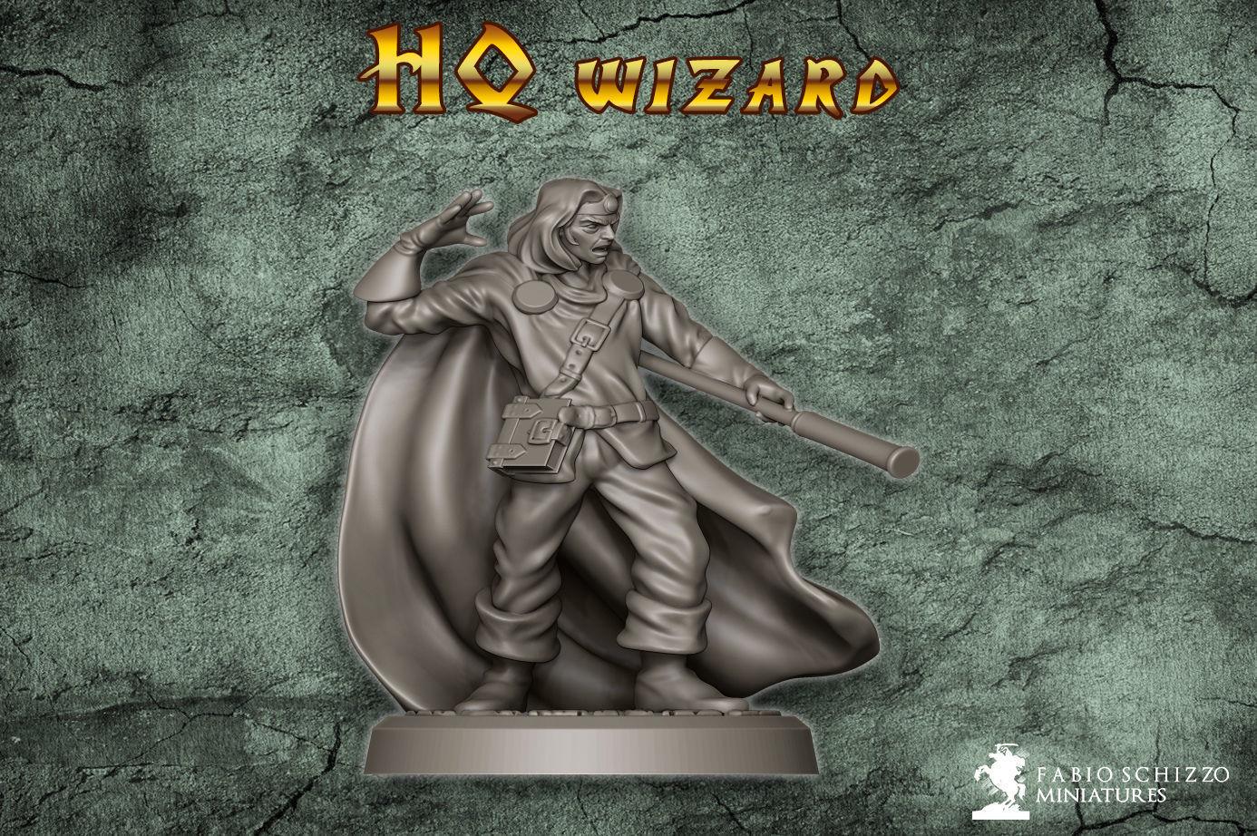 HQ Wizard