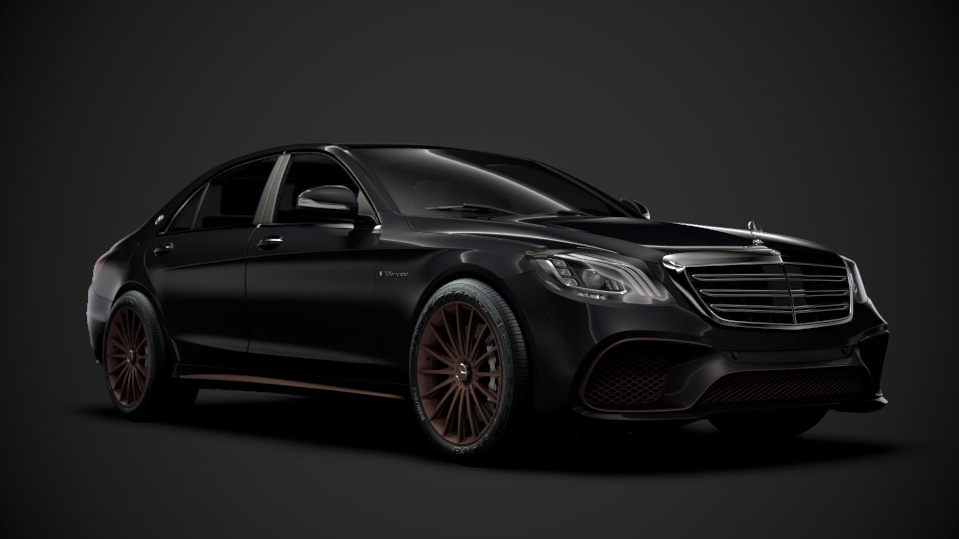 Mercedes-AMG S 65 Final Edition Worldwide V222 2020