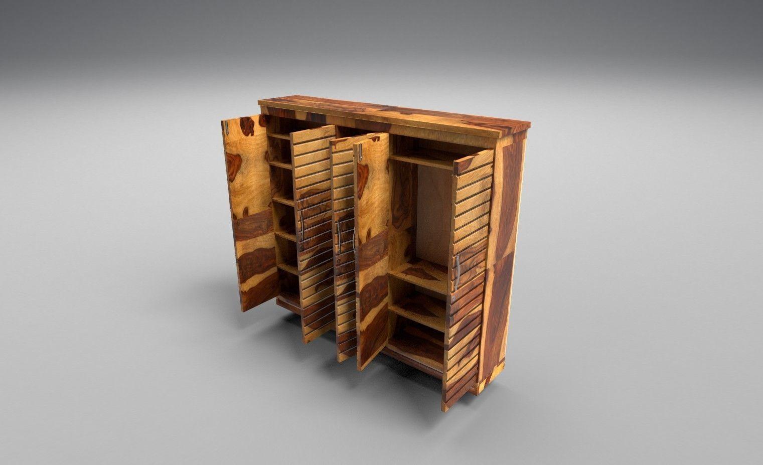 woodan wardroab