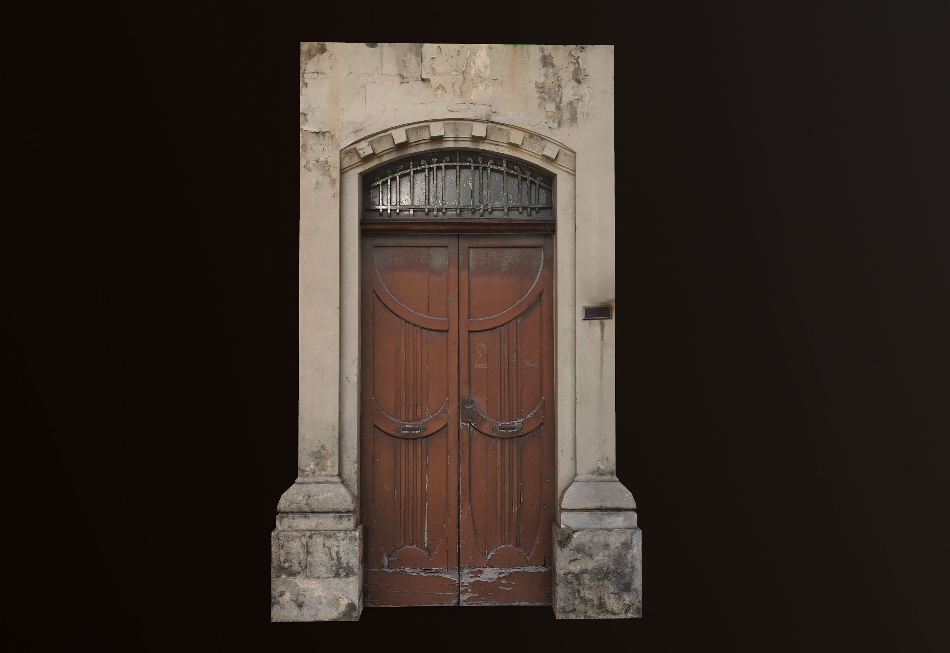 Medieval Door 2 PBR