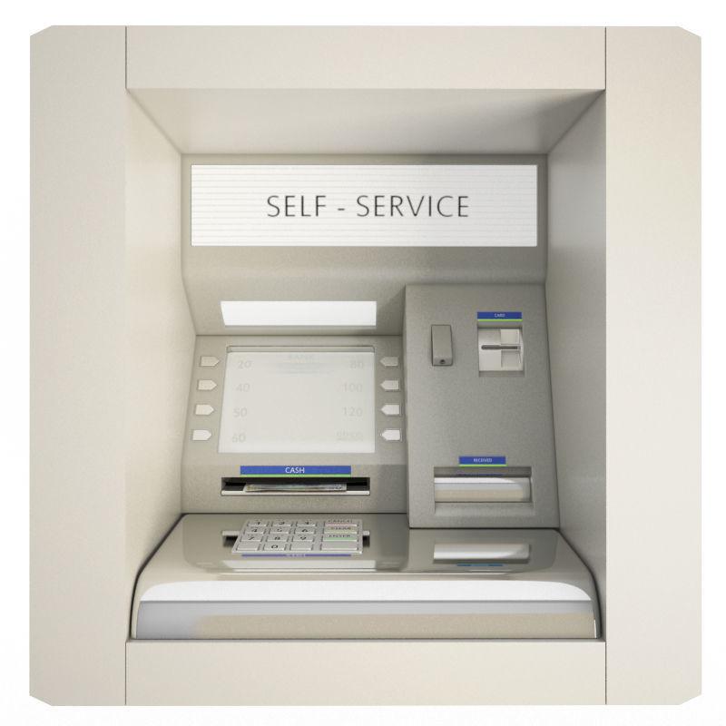 Cash Machine and Banknote