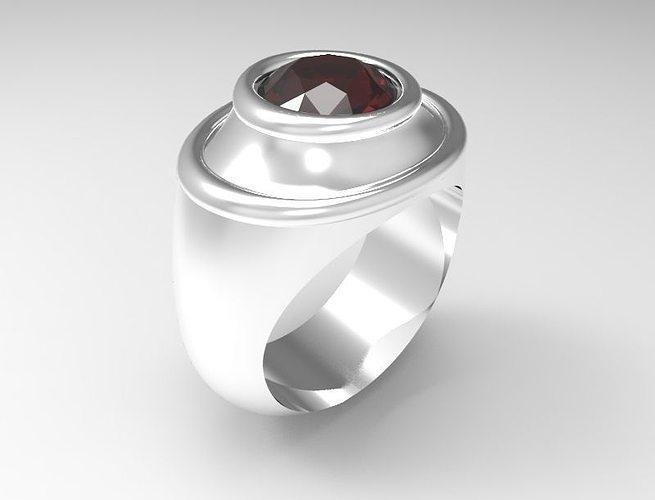 ring 08 3d model stl 1
