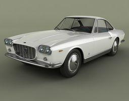 Lancia Flaminia 3C Coupe Speciale 3D