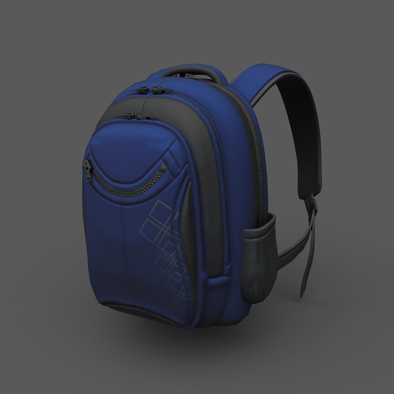 Backpack human ver5