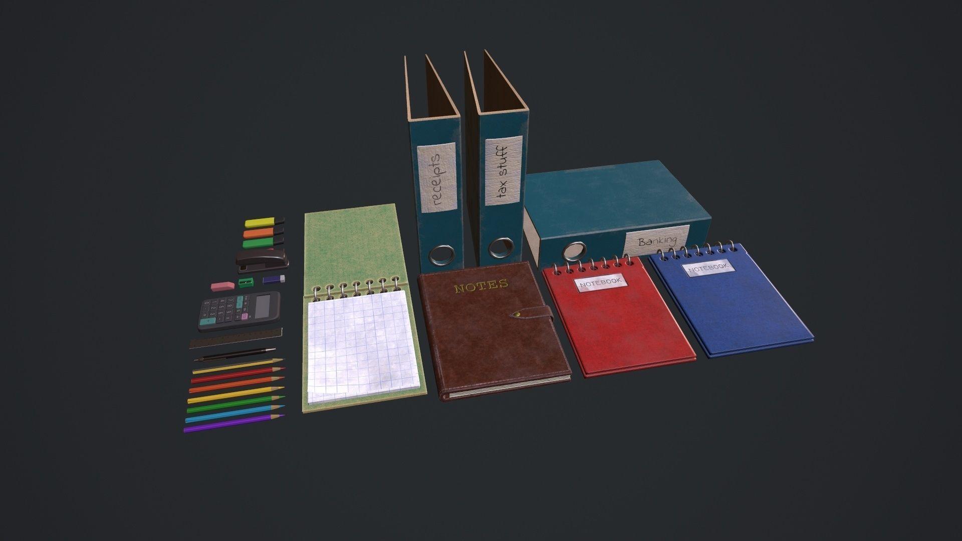 Stationery Pack - Stationery Set