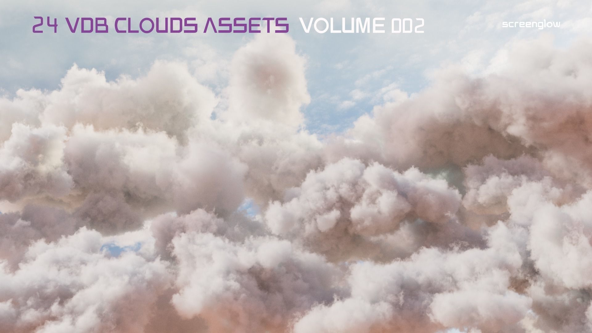 VDB Clouds Volume 2
