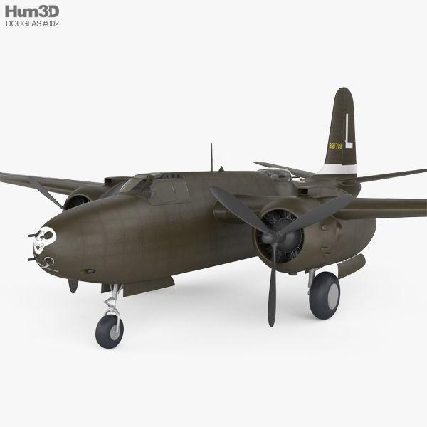 Douglas A-20 Havoc