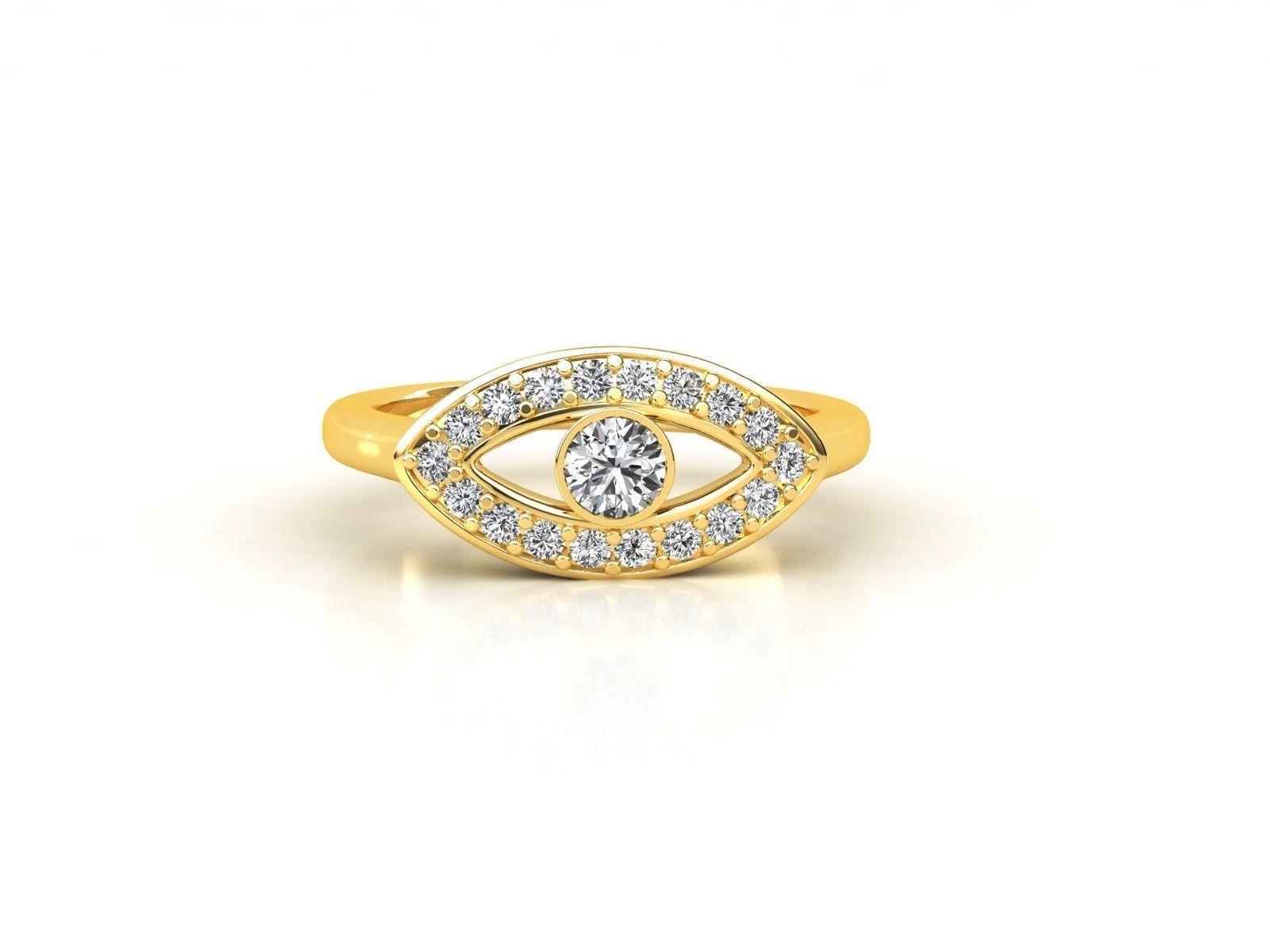 Ring  Eye
