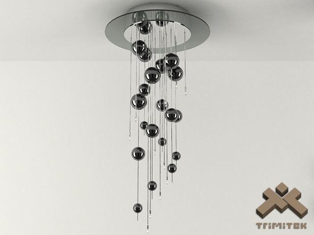 Bubbles 12PLM Lamp