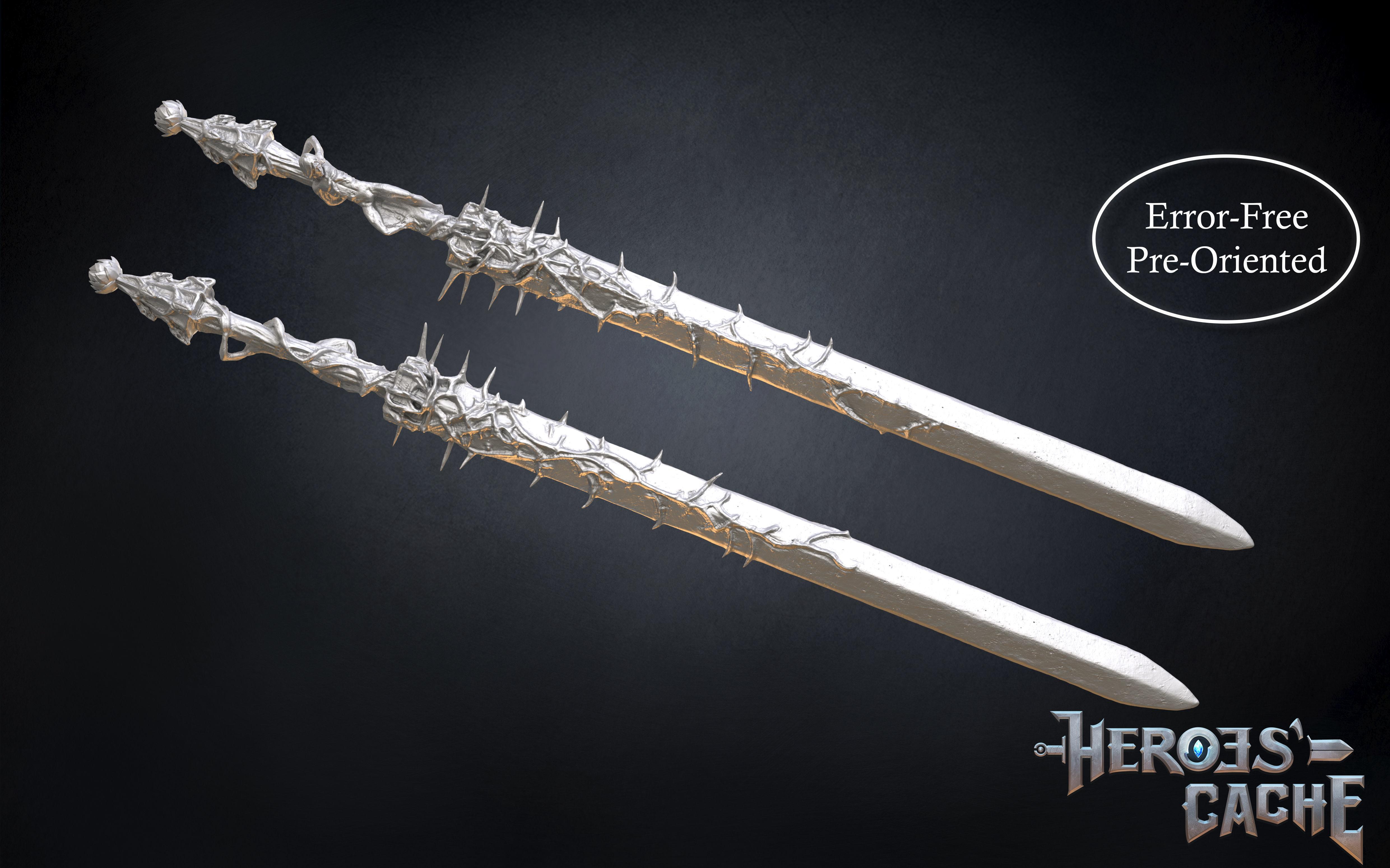 Blasphemous - Mea Culpa Sword
