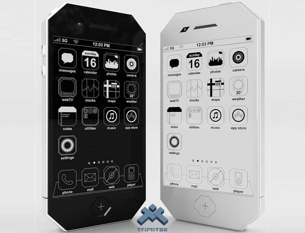 Generic Phone Concept Design