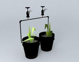 3D Cache-pots