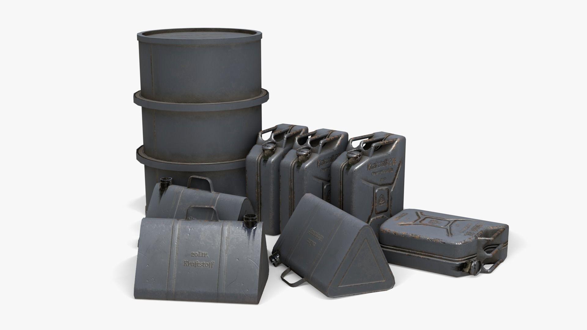 WW2 Liquid Storage Assets 02