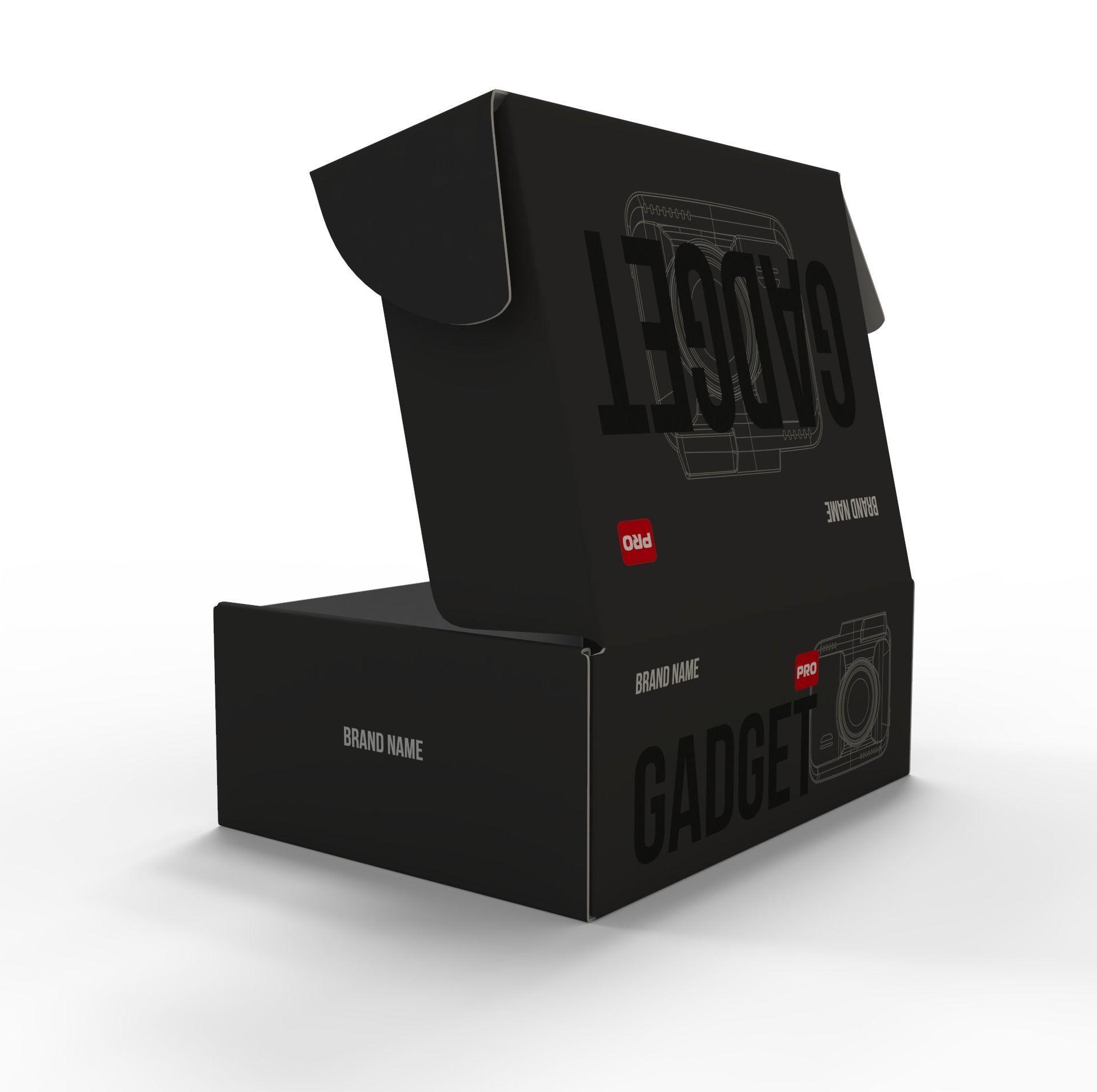Self-assembly box