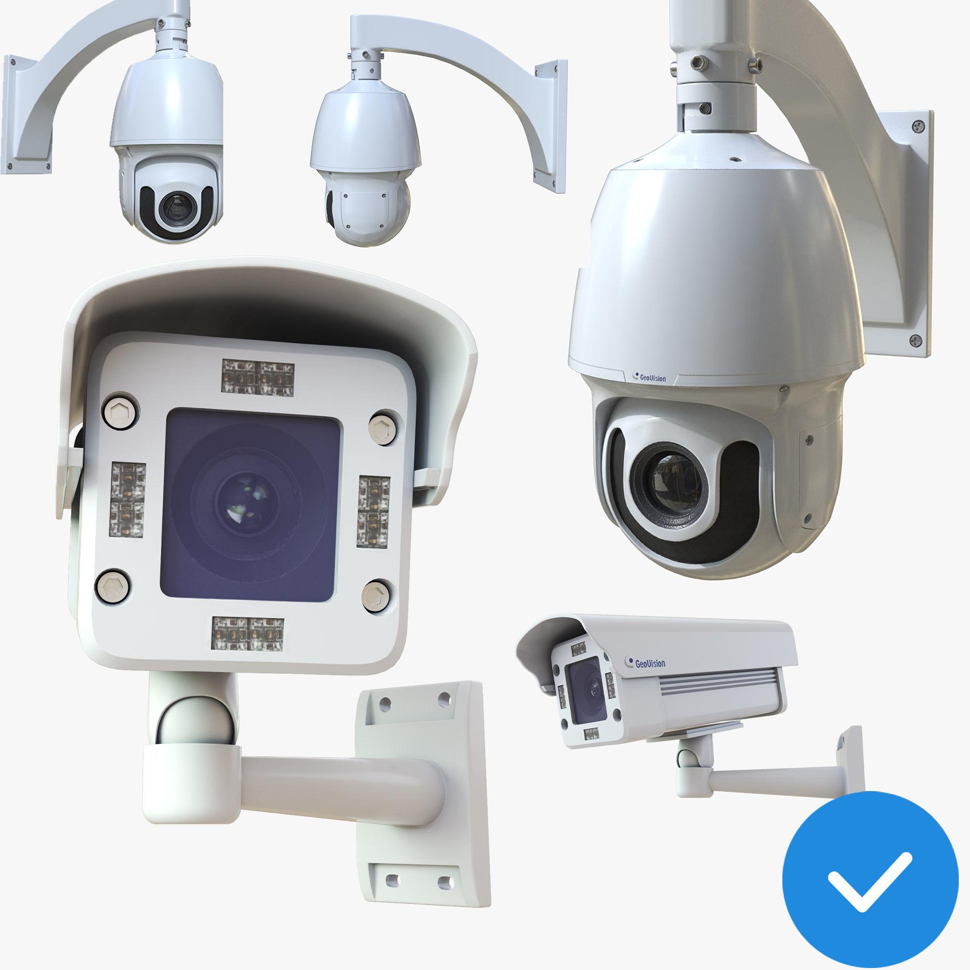 CCTV Security Camera Pack