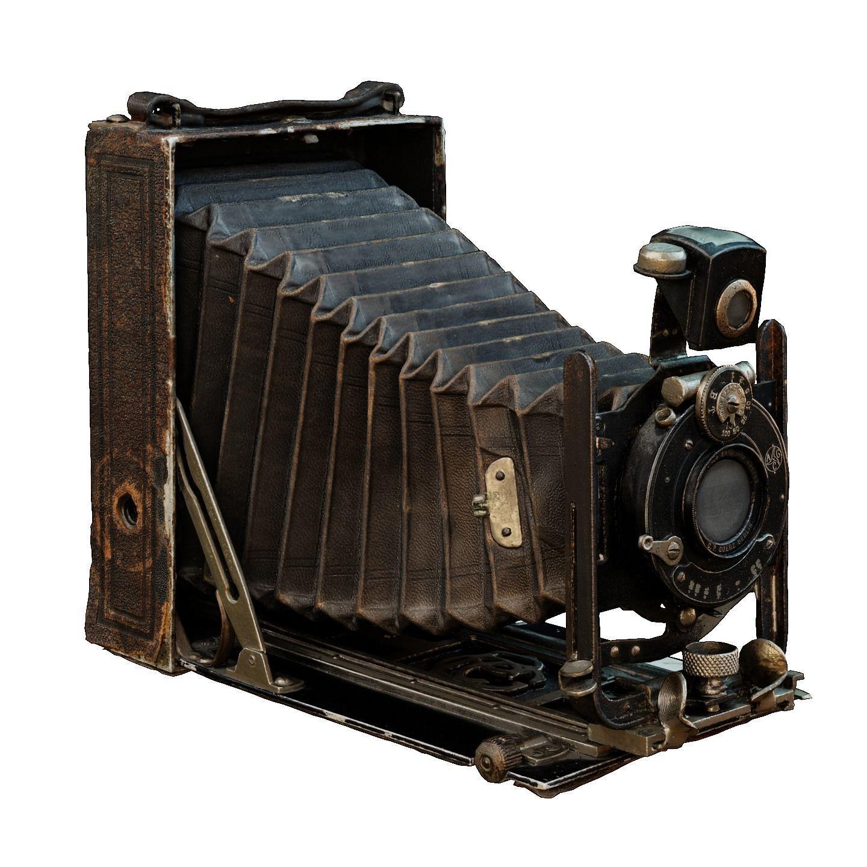 Old Camera CP Goerz Tenax Tenastigmat lens