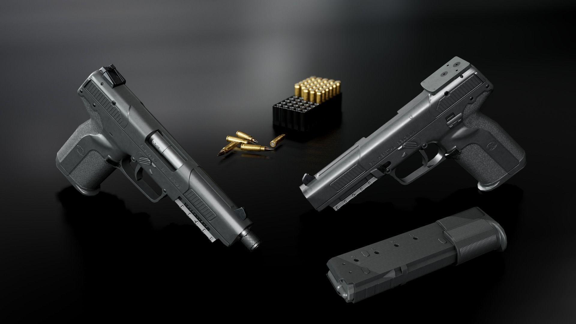 FN Five-Seven MK2 Handgun