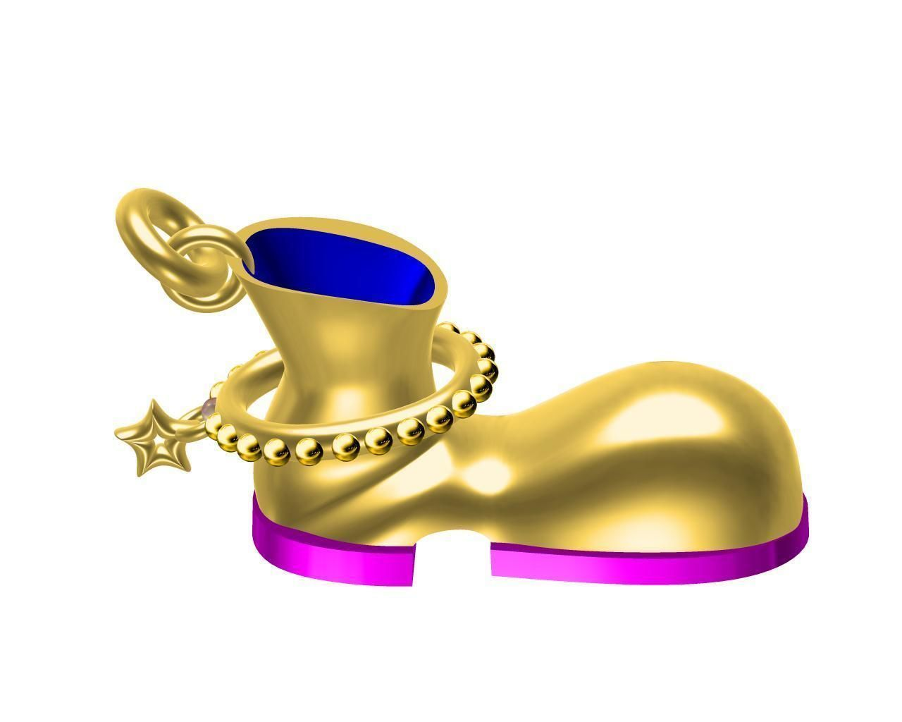 boot pendent