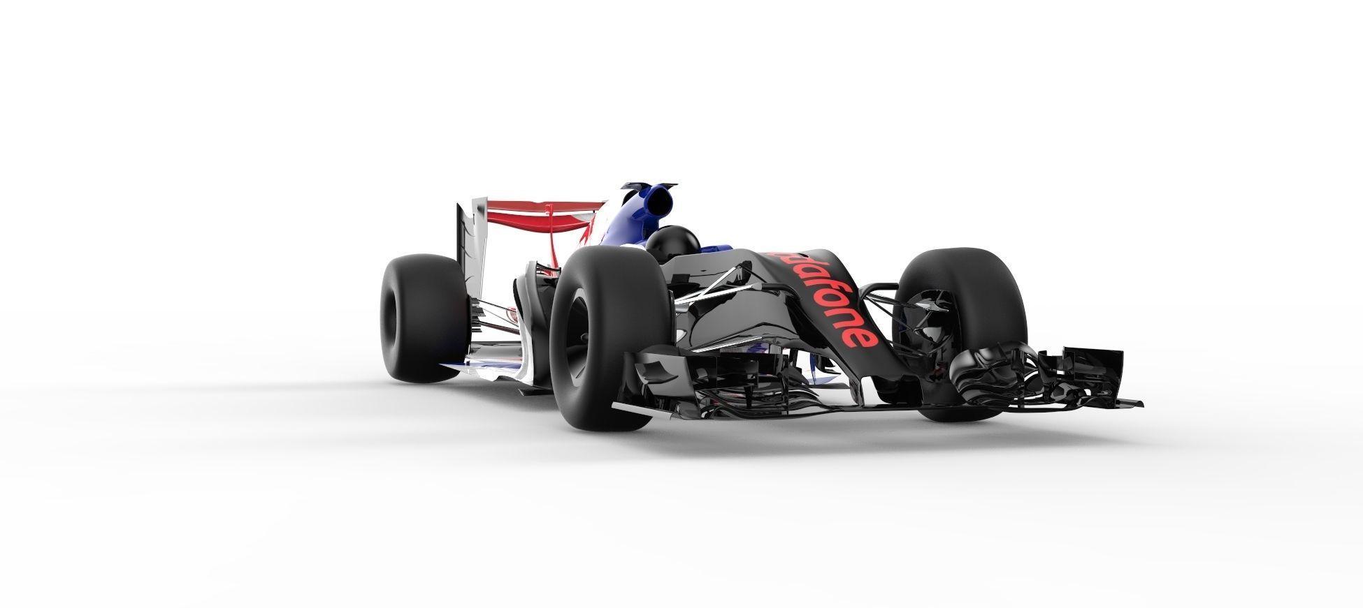 Formula1 Car Styling