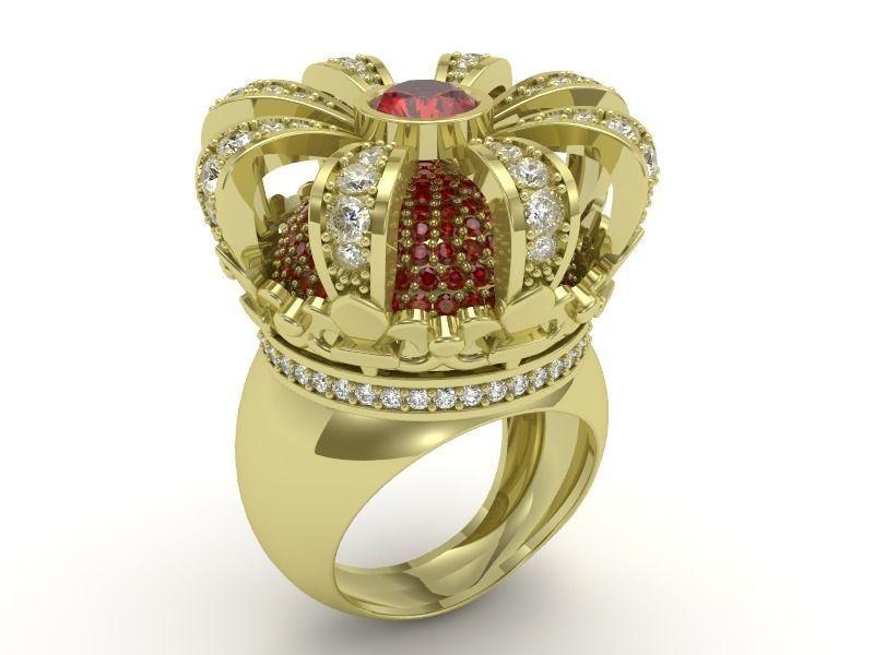 Crown ring - FODA