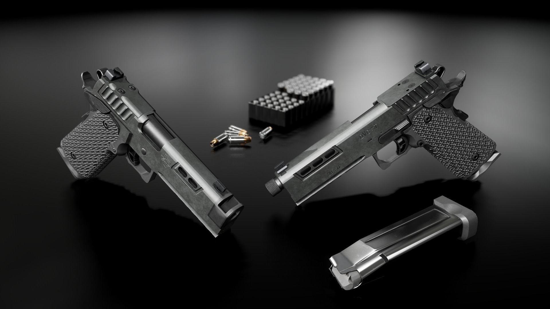 STI DVC 2011 Handgun