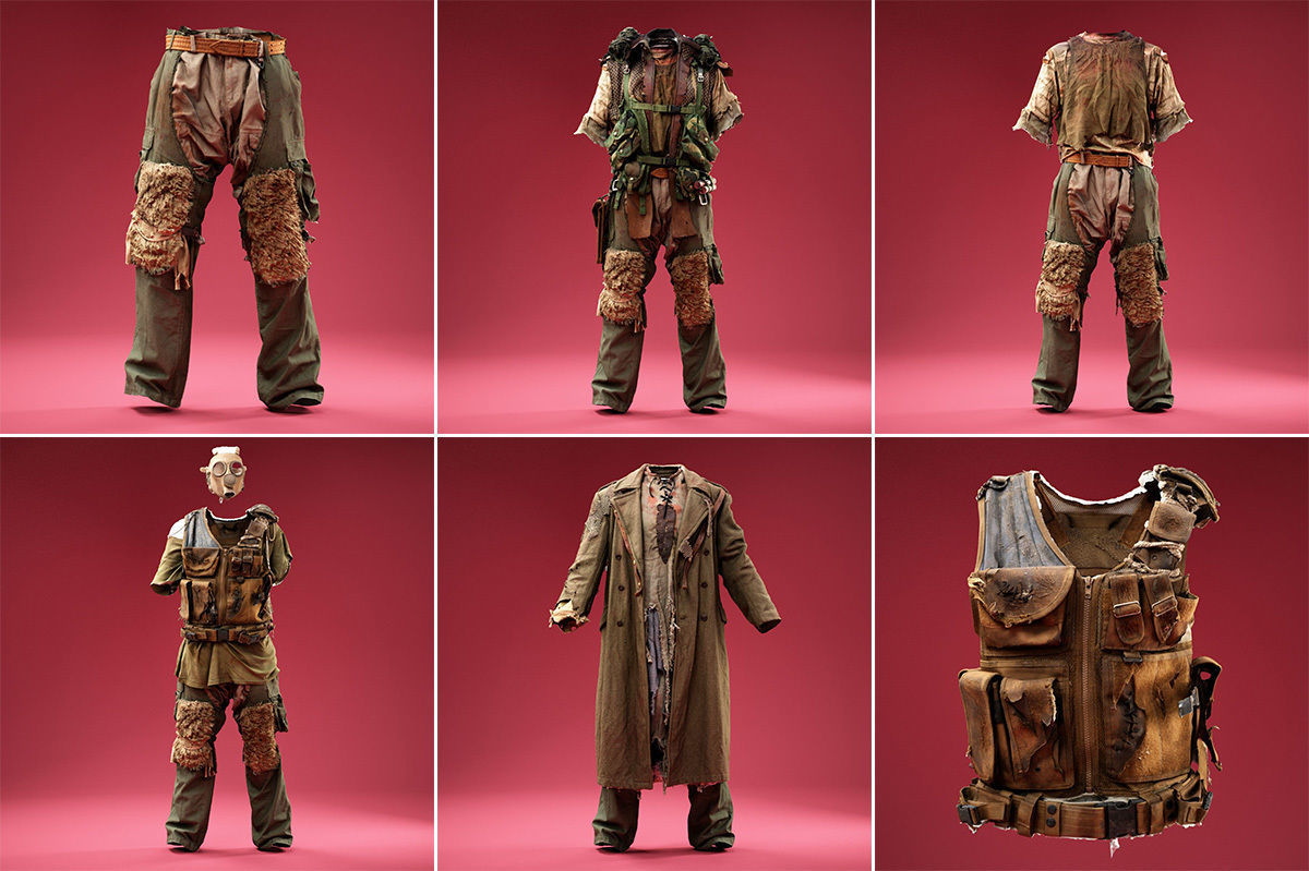 6 Horror Army Outfits
