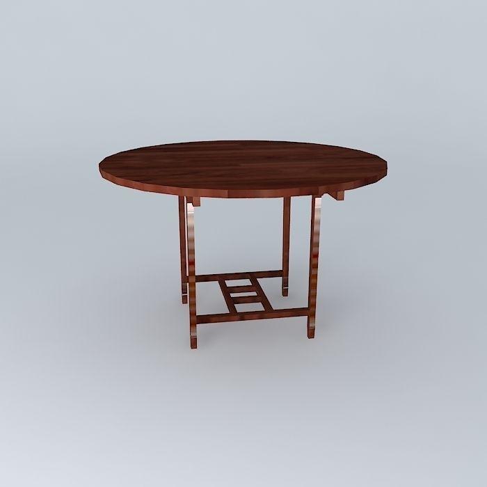 Dining table 3D Model MAX OBJ 3DS FBX STL SKP CGTradercom : dining table 3d model max obj 3ds fbx stl skp from www.cgtrader.com size 700 x 700 jpeg 18kB