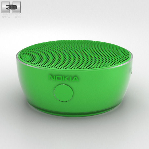Nokia Portable Wireless Speaker MD-12 Green