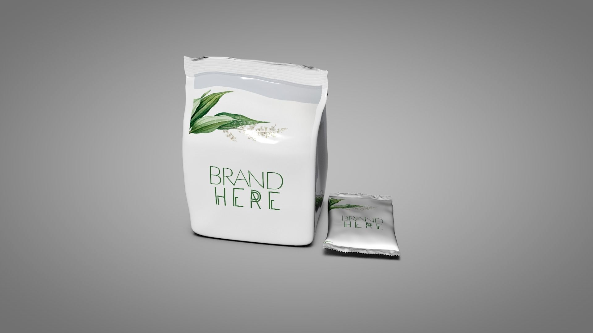 3d Pack for Brands