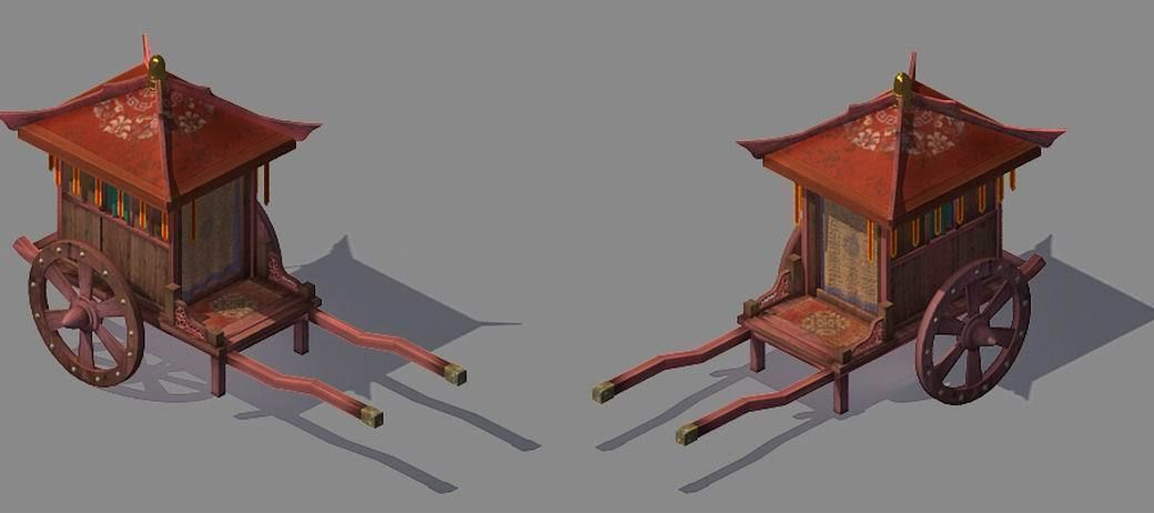 Game Official - Transport - Carriage 02