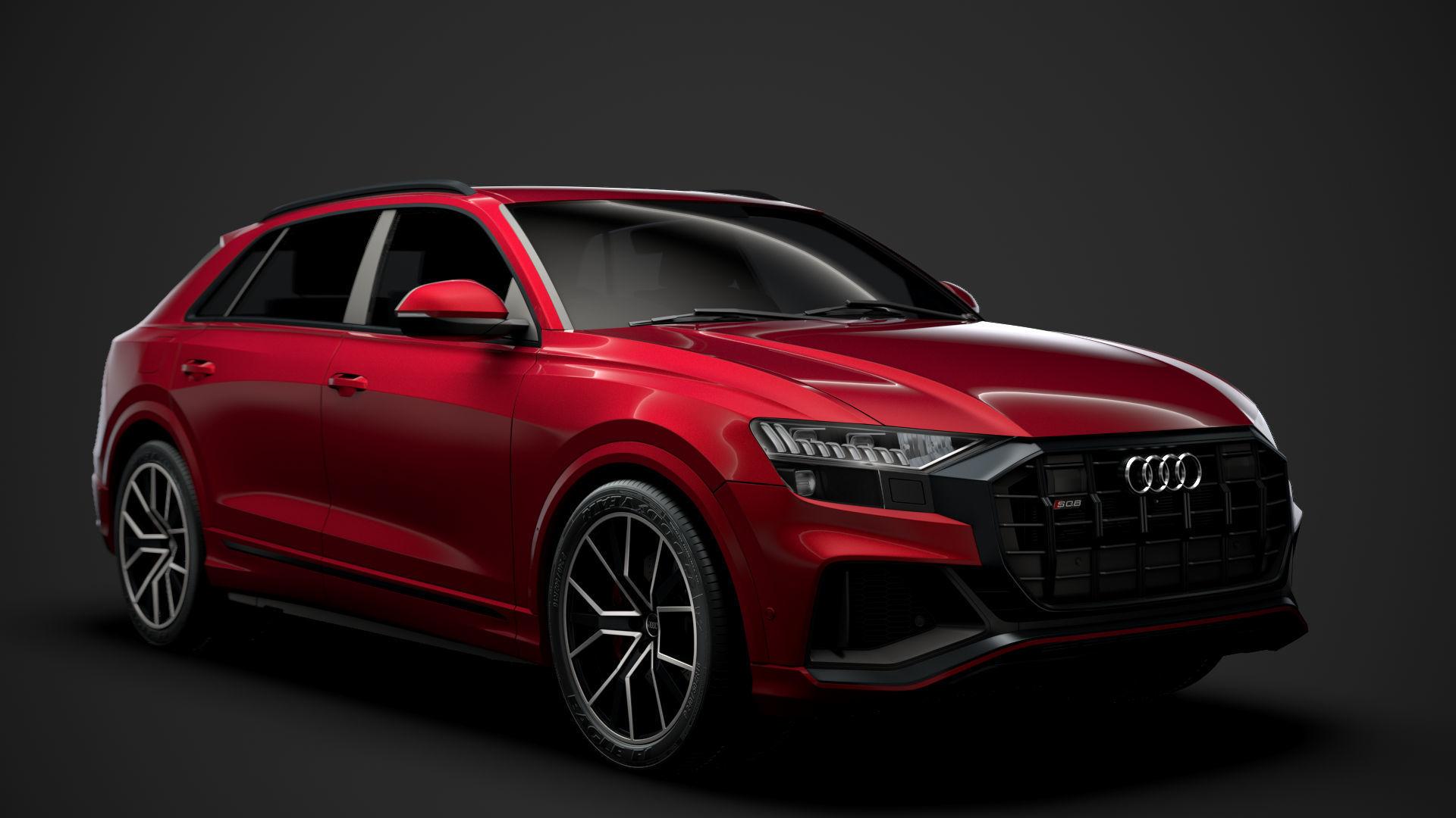 Audi SQ8 TFSI 2020