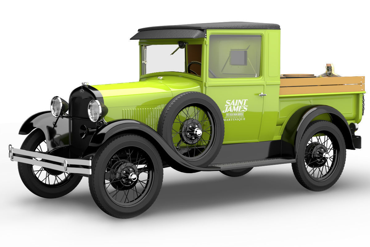 Ford Model A 1928 Pickup
