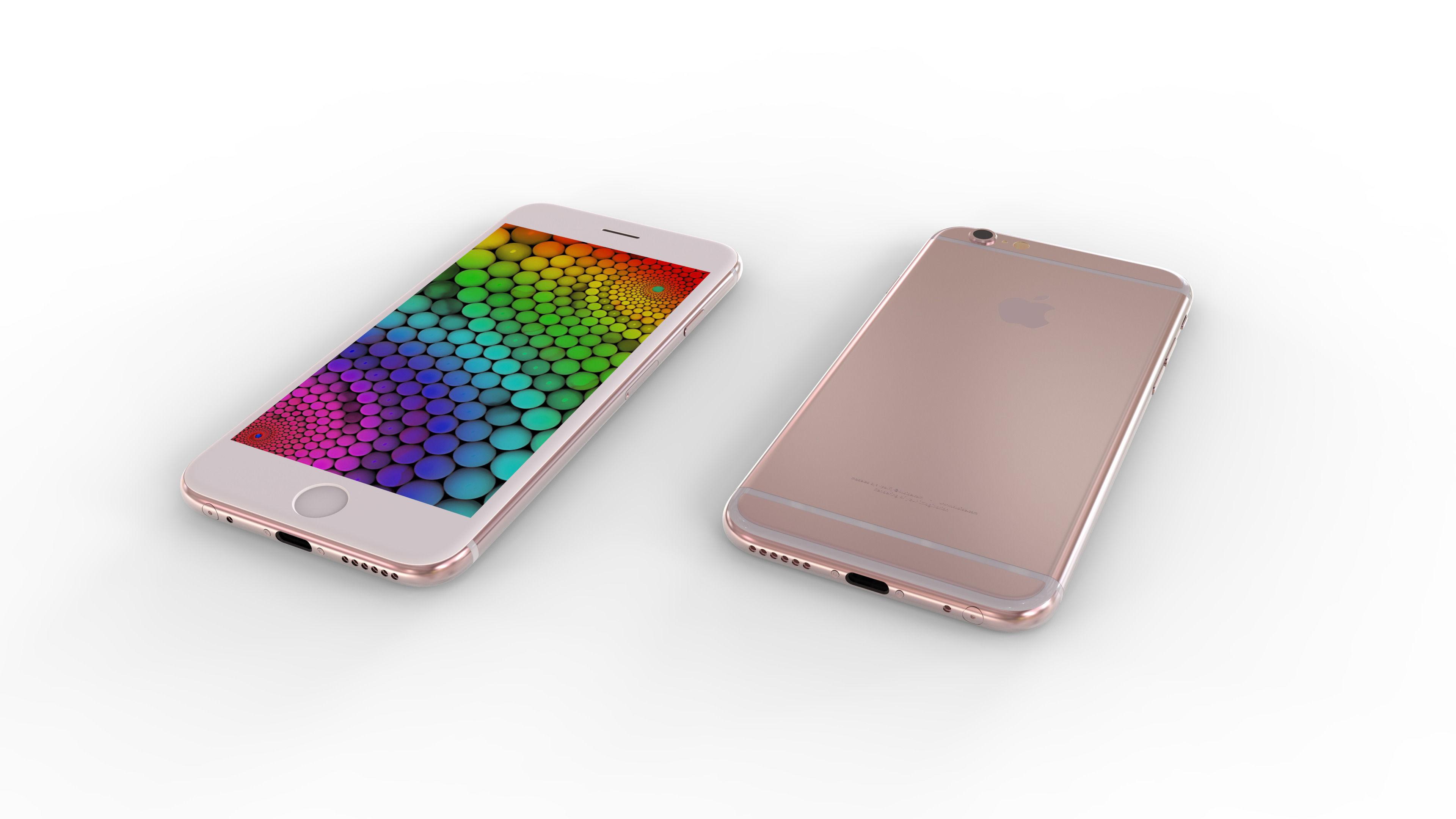 iPhone 6s - original dimensions