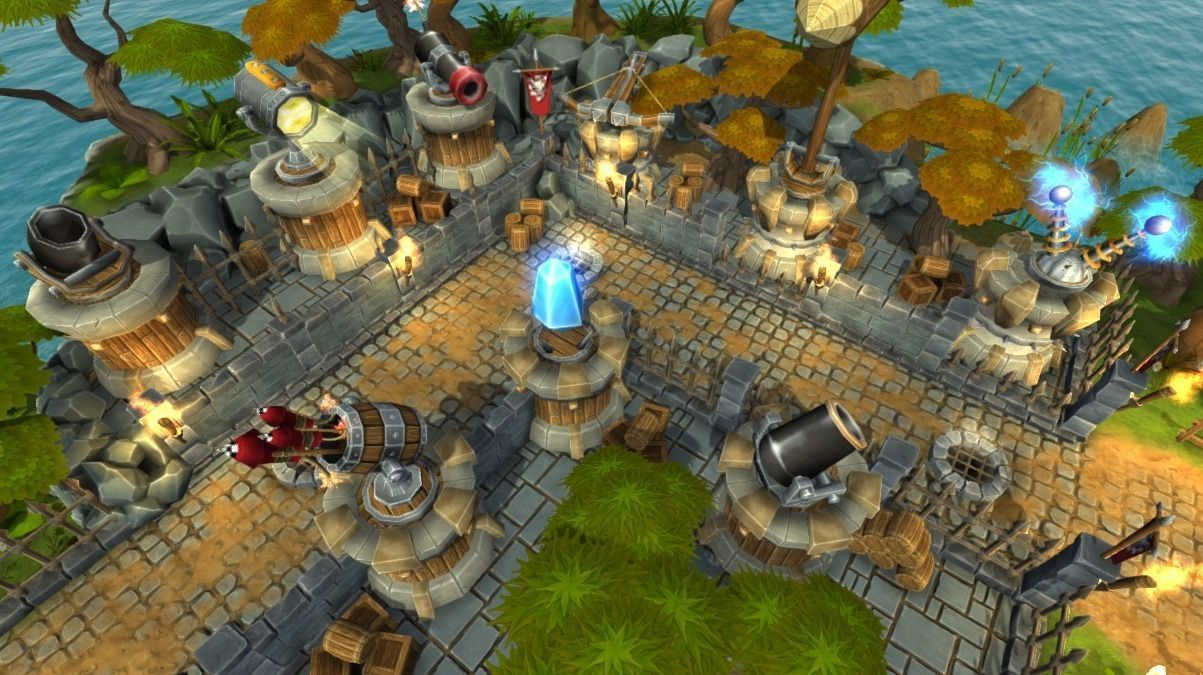 Tower Defense 3d