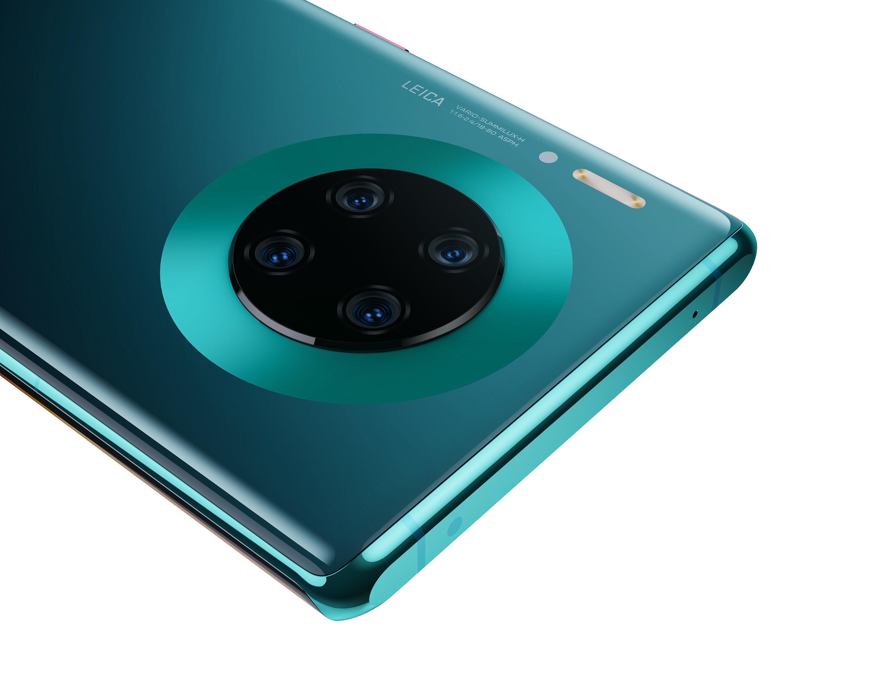 2019 HUAWEI mate30 pro mobile phone 3D model 3D model 3D model