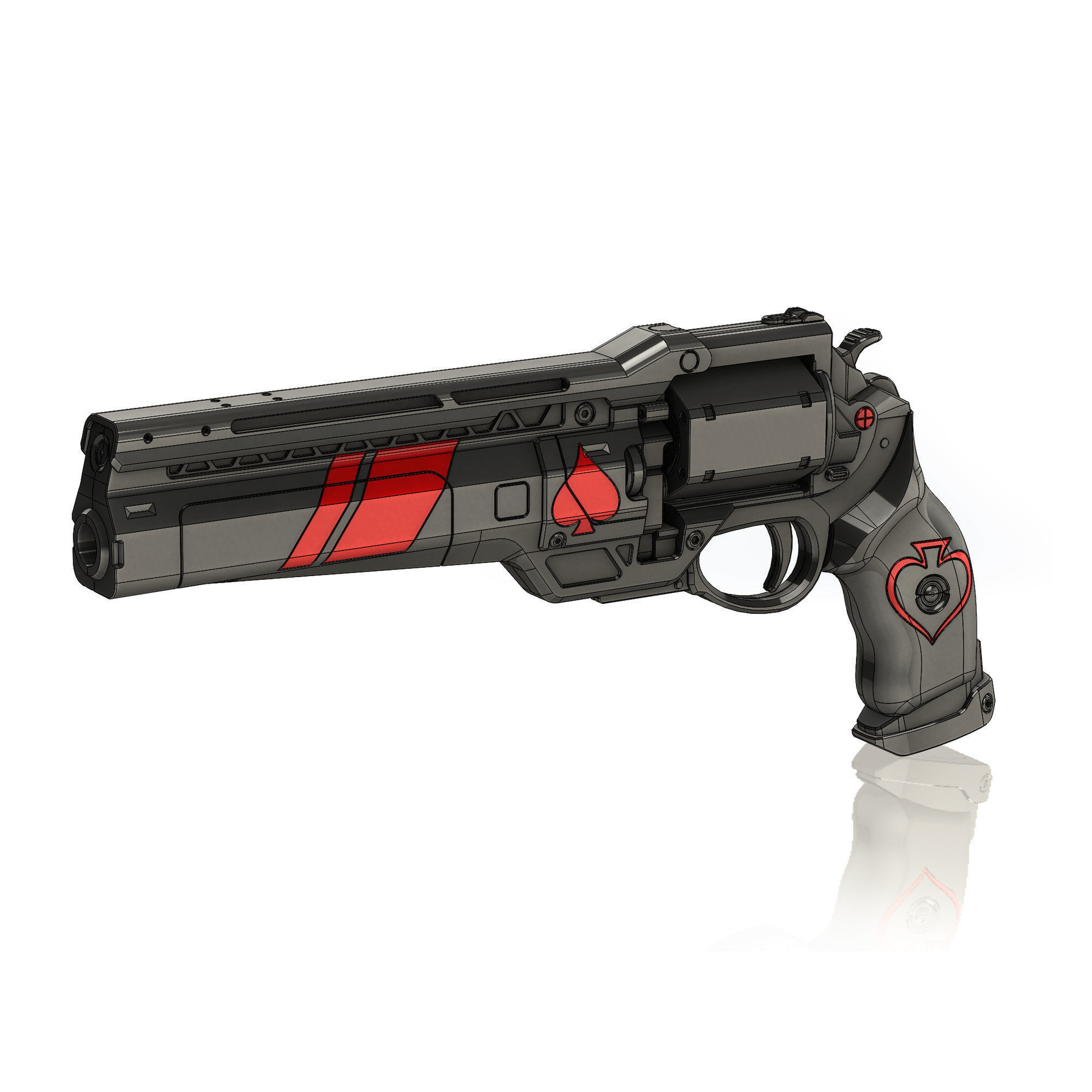 Last Hand Exotic Hand Cannon