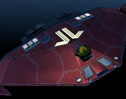 KOB R4 LT 3D model