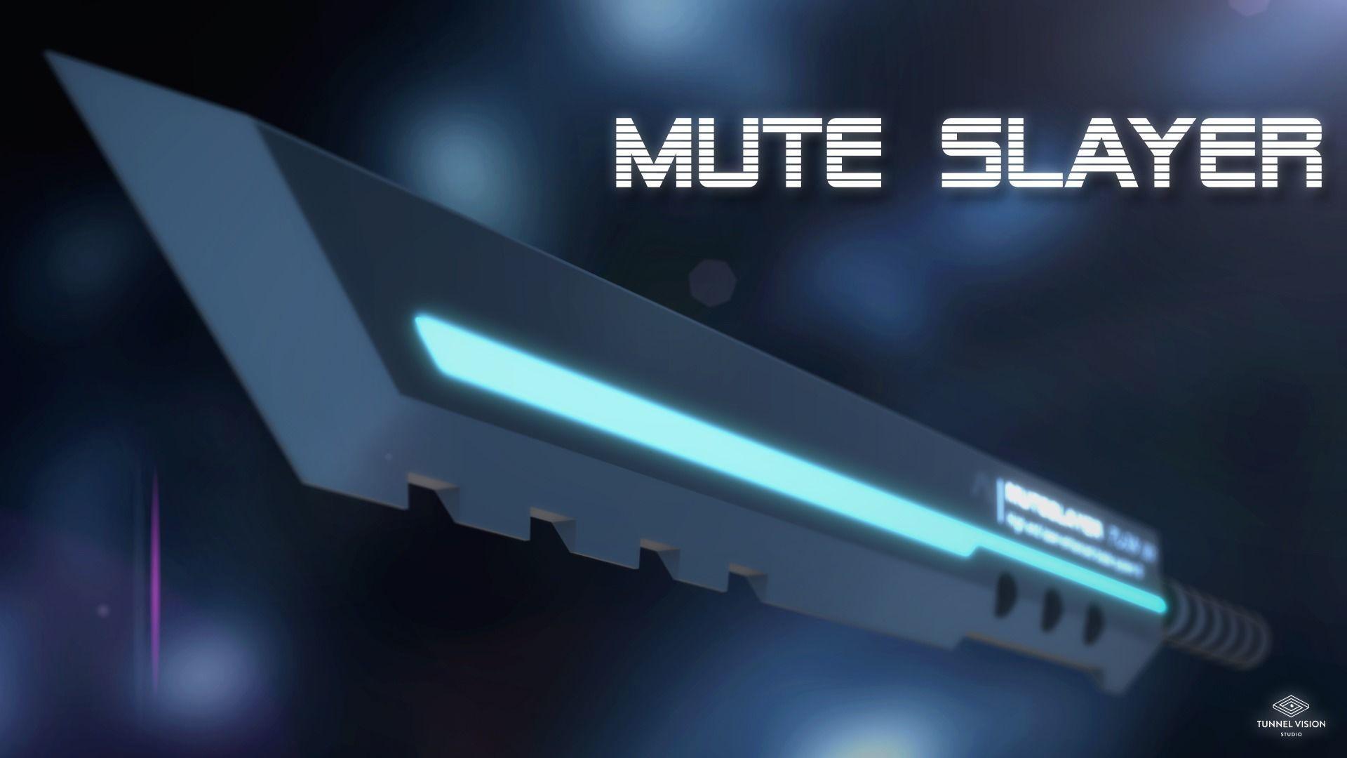 Sci-Fi Katana Mute Slayer